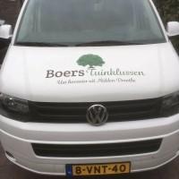 Boers Tuinklussen, uw Hovenier in Midden-Drenthe