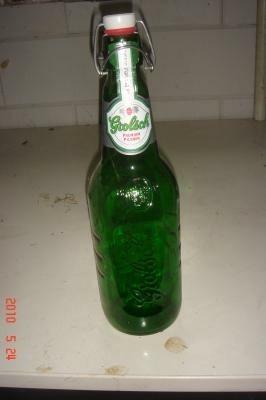 Grolsch fles