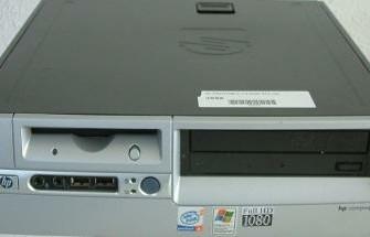 NIEUW Pentium 4 30 GHZ DVDRW duallayer 512mb lan