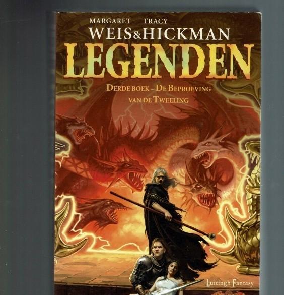 Legenden-- de beproeving van de Tweeling deel 3.Weis&Hickma…