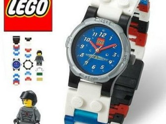 geef een Lego horloge cadeau