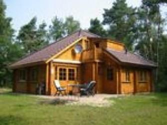 DG080*8p. Finse bungalow