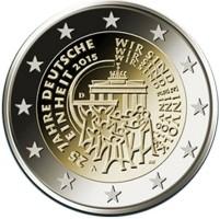 Duitsland 2 Euro 2015 Duitse Eenheid