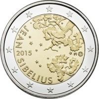 Finland 2 Euro 2015 Sibelius