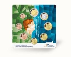 Nederland UNC 2015 Luxe verpakking