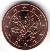 Duitsland 2 Cent 2015 F
