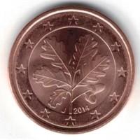 Duitsland 5 Cent 2014 J