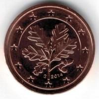 Duitsland 2 Cent 2014 G