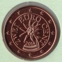 Oostenrijk 2 Cent 2014