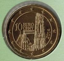 Oostenrijk 10 Cent 2014