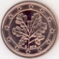 Duitsland 2 Cent 2014 D