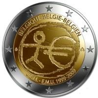 België 2 Euro 2009 EMU