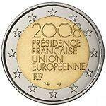 Frankrijk 2 Euro 2008 Voorzitter EU