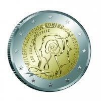 Nederland 2 Euro 2013 200 jaar Koninkrijk der Nederlanden