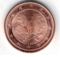 Duitsland 5 Cent 2013 J
