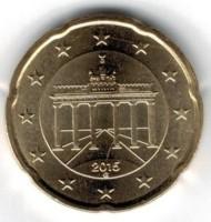 Duitsland 20 Cent 2015 G
