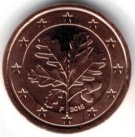 Duitsland 1 Cent 2015 D