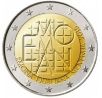 Slovenië 2 Euro 2015 Emona