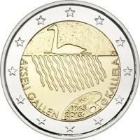 Finland 2 Euro 2015 Akseli Gallen-Kallela
