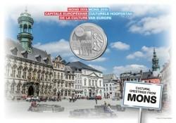 Belgie 5 Euro 2015 Mons Bergen