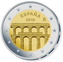 Spanje 2 Euro 2016 Segovia