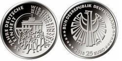 Duitsland 25 Euro 2015 25 Jaar Duitse Hereniging