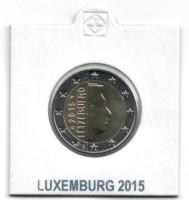 Luxemburg 2 Euro 2015 Normaal