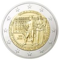 Oostenrijk 2 Euro 2016 200 Jaar Nationale Bank