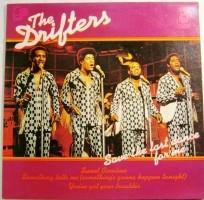 LP The Drifters ,UK (p) 1975, SPR 90083, nieuwstaat