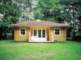 DG136*4p. houten bungalow  in Garderen