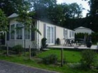 DG169*6p. recreatiewoning in Wageningen