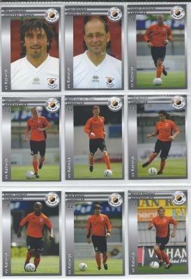 Hoofdklasse Cards 2009/2010