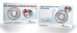 Nederland 5 Euro 2014 Nederlandse Bank Coincard BU