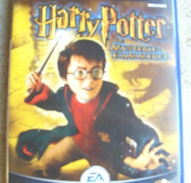 Playstation 2 Spel Harry Potter De geheime kamer