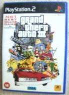 Playstation 2 Spel Grand Theft Auto III