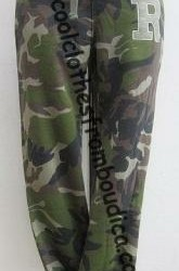 Joggingbroek army camouflage broek joggingpakken