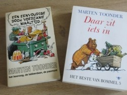 2 boeken Marten Toonder