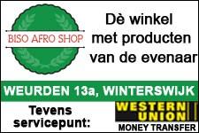 Biso Afroshop Winterswijk