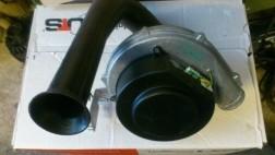 Ventilator Nefit Ecomline hr(c)22, 30 en 43 Economy HRC 23V