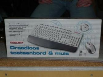 te koop een toetsen bord plus boxen