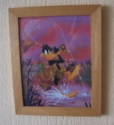 Te koop wissellijst met Daffy Duck-afbeelding (Looney Tunes…