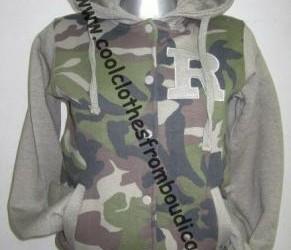 Jack college army camouflage joggingpak trainingsp