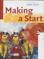 Making a start 2 ,TEKSTboek, basisvorming vmbo-K/G/T.