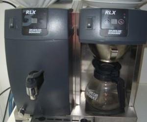 Bravilor Bonomat RLX 31 RLX 3 1 koffie  heetwater
