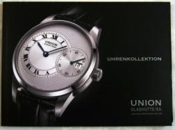 Catalogus Union Glashütte/SA., 13/'14,prijslijst,55blz,nieu…