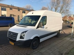 VW CRAFTER L2H2 uit 2008