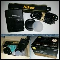 Nikon D3300 24.2mp! Als nieuw! Incl toebehoren!