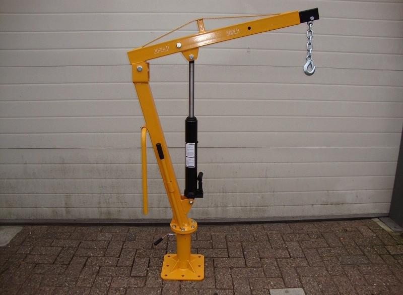 Te koop nieuwe hydraulische aanhangwagenkraan