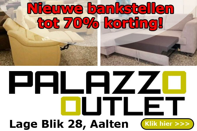 Palazzo Outlet Aalten