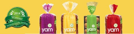 Yam-glutenvrij-brood